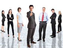 Business people group Stock Photography