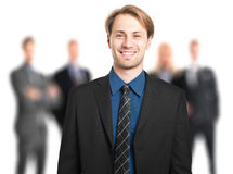 Business people group Stock Photos