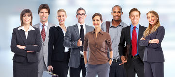 Business people group. Stock Photography