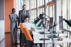 Business people group Stock Photo