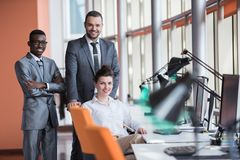 Business people group Royalty Free Stock Photo