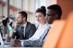 Business people group Stock Images
