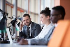 Business people group Royalty Free Stock Photos