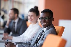 Business people group Royalty Free Stock Photography