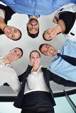 Business people group joining hands Stock Photography