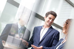 Business people group meeting Stock Photography