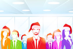 Business People Group at Office Colorful Stock Photos