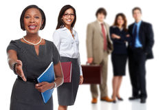 Business people group. Stock Image