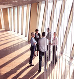 Business people group standing together Royalty Free Stock Photography