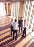 Business people group standing together Royalty Free Stock Photo