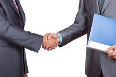 Business people handshake Royalty Free Stock Photography