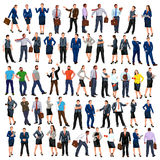 Business people 01 Royalty Free Stock Images