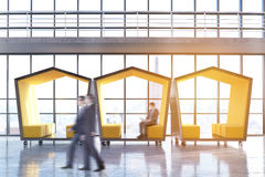Free Business People In Company S Lobby Stock Images - 78123784