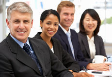 Business People In Office Stock Photography