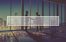 Business People Making Agreement Meeting Concept Royalty Free Stock Photo