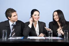 Business people meeting Stock Photos