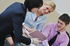 Business people at meeting Stock Photos