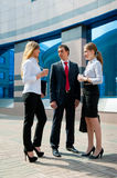 Business people meeting Stock Images