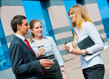 Business people meeting Stock Photography