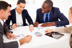 Business people meeting Royalty Free Stock Photography