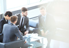 Business People Meeting Conference Discussion Corporate Concept. Royalty Free Stock Photos
