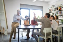 Business People Meeting Conference Discussion Corporate Concept. Business People Meeting Conference Teamwork Discussion Corporate Concept royalty free stock image