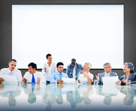 Business People Meeting Cooperation Team Concept Stock Images