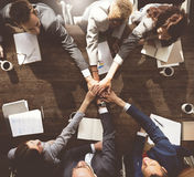 Business People Meeting Corporate Connection Togetherness Concep Royalty Free Stock Photos