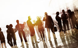 Business People Meeting Discussion Communication Concept Royalty Free Stock Image