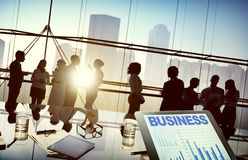 Business People Meeting Discussion Communication Concept Stock Images