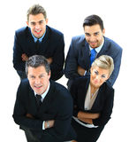 Business people meeting in a modern office Stock Photo