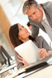 Business people meeting in office Stock Photography