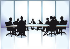 Business people meeting in office Stock Images