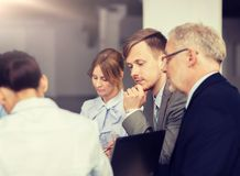 Business people meeting in office stock photos