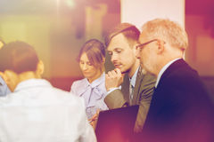 Business people meeting in office Royalty Free Stock Photo