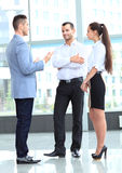 Business people meeting in office Royalty Free Stock Photography