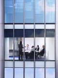 Business People At Meeting In Office Royalty Free Stock Photos
