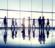 Business People Meeting Seminar Corporate Office Concept Royalty Free Stock Images