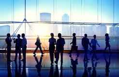 Business People Meeting Seminar Corporate Office Concept Royalty Free Stock Photos