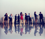 Business People Meeting Working City Concept Royalty Free Stock Image