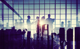 Business People Meeting Working Discussion Office Concept Royalty Free Stock Image