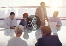 Business People Meeting Working Teamwork Concept Stock Photos