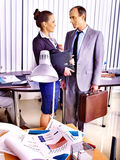 Business people in office. Stock Image