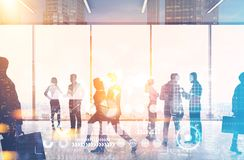 Business people in an office Stock Photography