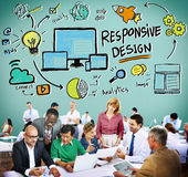 Business People Office Working Discussion Team Concept.  royalty free stock photo