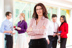 Free Business People Or Team In Office Royalty Free Stock Photography - 28438747