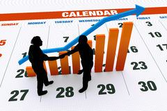 Business people partner Stock Photo