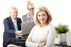 Business people portrait Stock Image