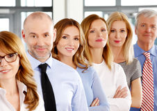 Business people portrait Stock Photography