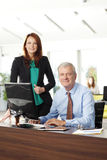 Business people portrait Stock Photos